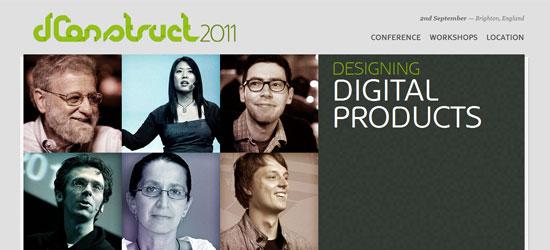 dconstruct responsive design