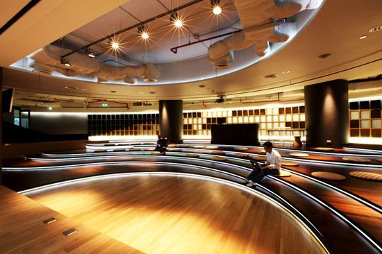 dtac office design