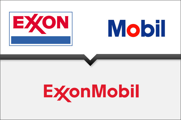 The Evolution Of Company Logos After A Merger |
