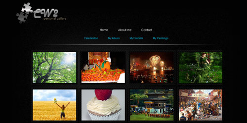 10 Beautiful Free Wordpress Gallery Themes |