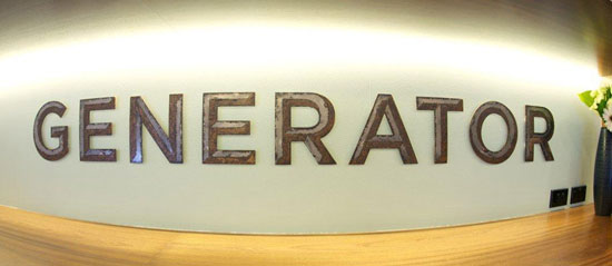 generator office