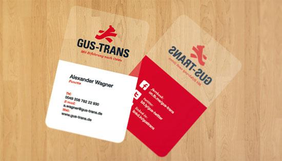 GUS-Trans logo by Floris Voorveld