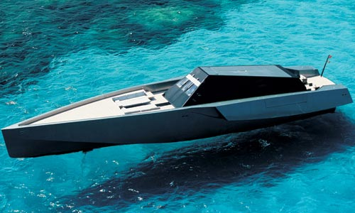 10 Amazing Futuristic Yacht Designs